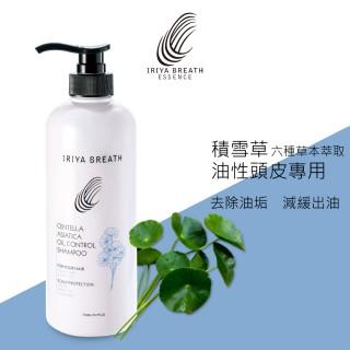 IRIYA伊麗雅積雪草控油洗髮精730ML(買大送小加贈護髮試用包)