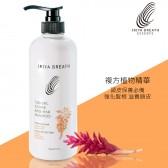 IRIYA伊麗雅薑黃養髮洗髮精730ML三入(買大送小加贈試用包)