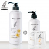 IRIYA伊麗雅向日葵染髮護色洗髮乳730ML(買大送小加贈護髮試用包)